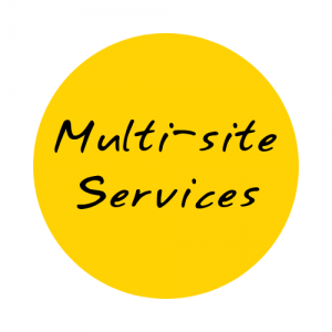 Multi-site FDC or IHC services