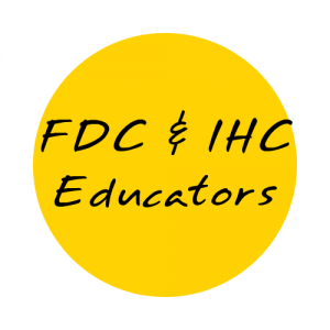 Harmony Web for FDC and IHC educators