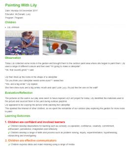 Harmony Web Program & Practices Optional Module is great for Educators